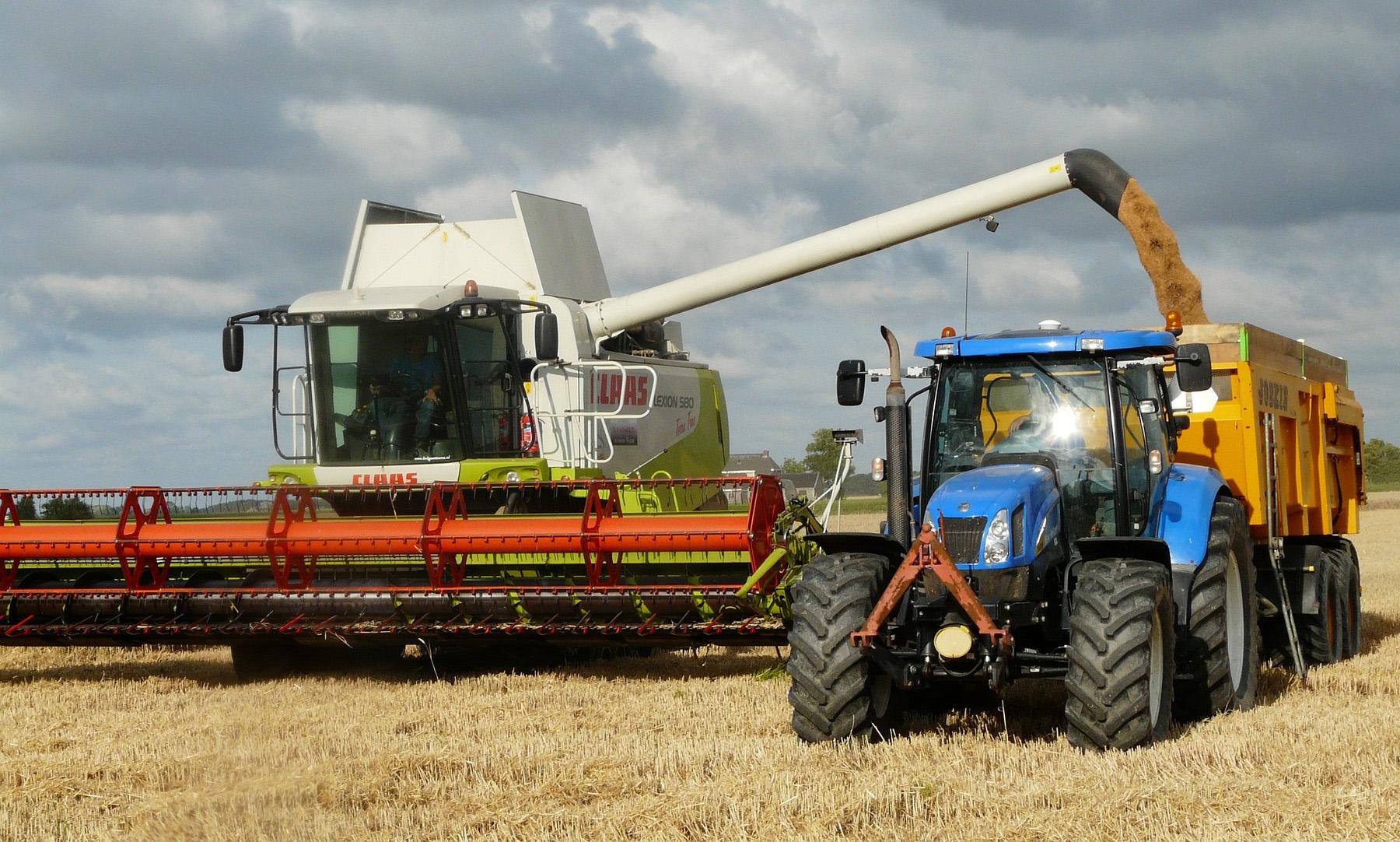 Homologación de vehículos agrícolas