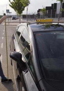 Medir la Altura del vehículo - Lence Ingeniería