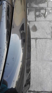 Fotografías guardabarros delantero - Lence Ingeniería