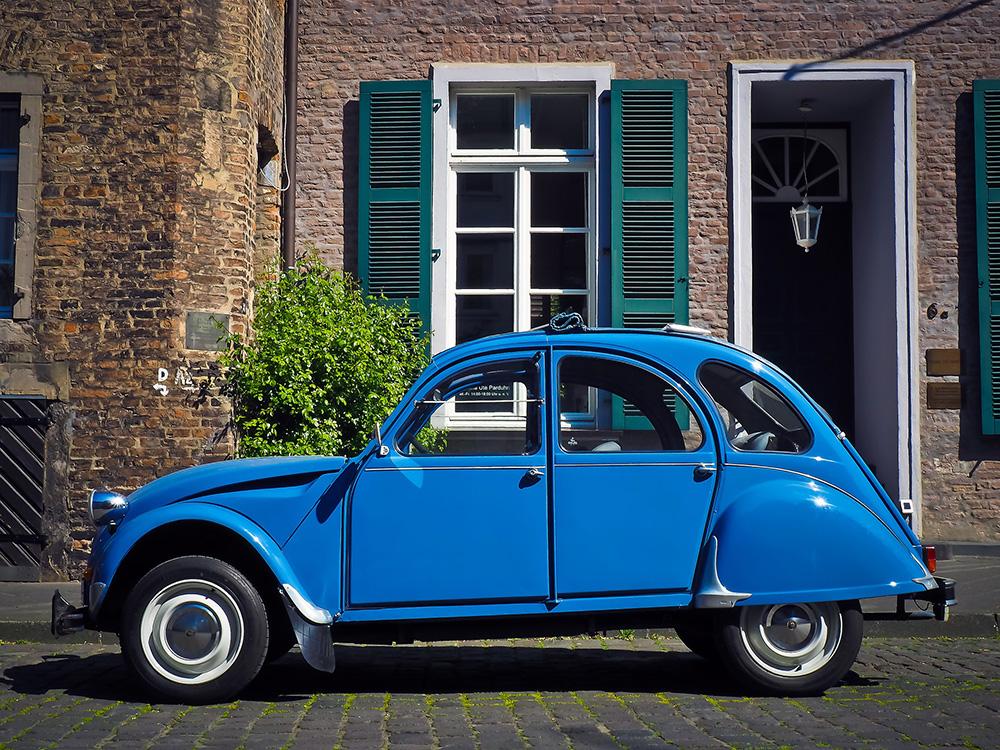 Homologación de vehículos históricos