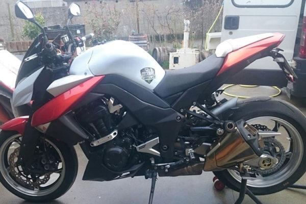 Neumáticos en Kawasaki Z1000