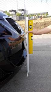 Medir la Longitud del vehículo - Lence Ingeniería