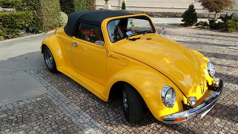Proyectos Lence Ingeniería - VW Escarabajo