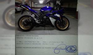 Proyectos Lence Ingeniería - Homologación neumáticos en motos