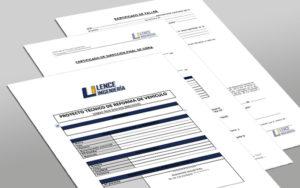 Documentación - Lence Ingeniería