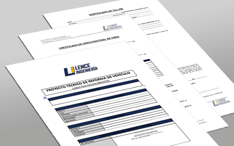 Documentación - Lence Ingeniería