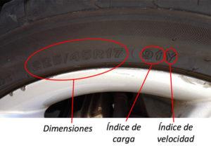Características Neumáticos - Lence Ingeniería