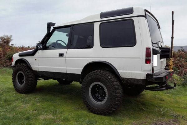 Reformas en Land Rover Discovery