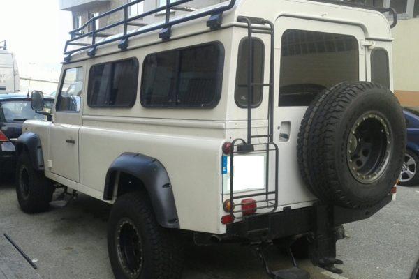Reformas en Land Rover
