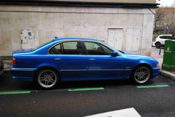 Reformas exteriores en BMW