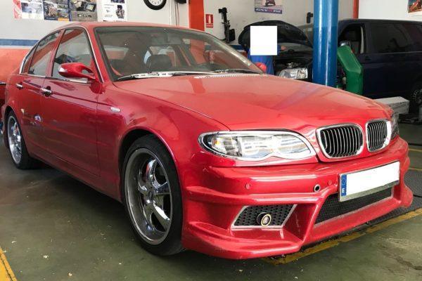 Tuning en BMW