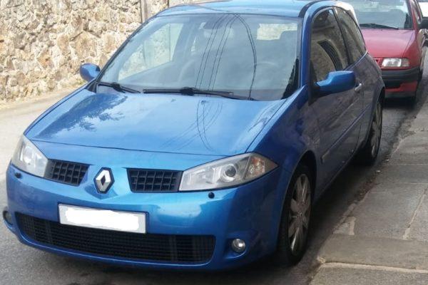 Ficha reducida Renault Megane