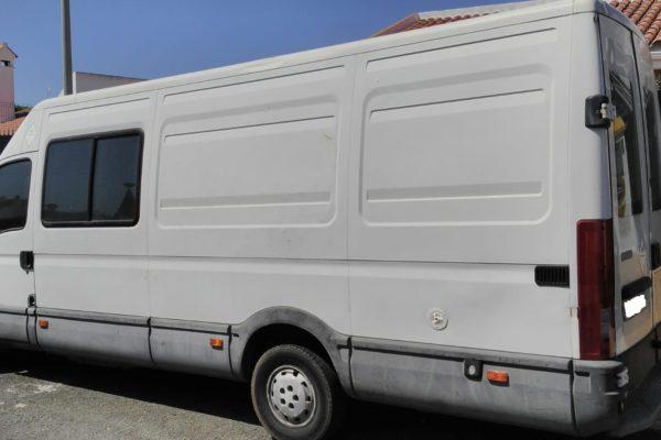 Transf. en autocaravana (3200)